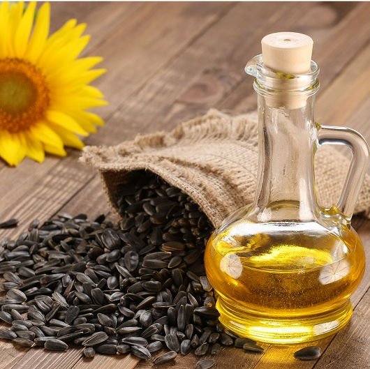 Refined sunflower oil/Crude sunflower oil